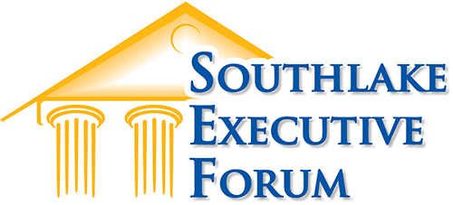 Southlake Executive Forum small white logo